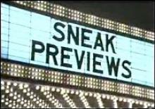 Sneak previews BATS productions